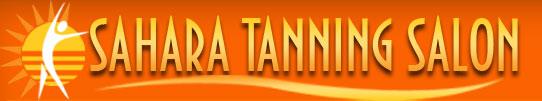 Sahara Tanning Salon Logo